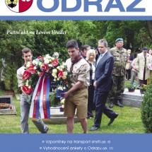 2014 - uctění památky obětí transportu smrti u pomníku na Levém Hradci