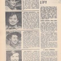 1. část článku v časopise Junácký činovník, březen 1970