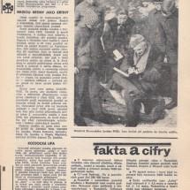 2. část článku v časopise Junácký činovník, březen 1970